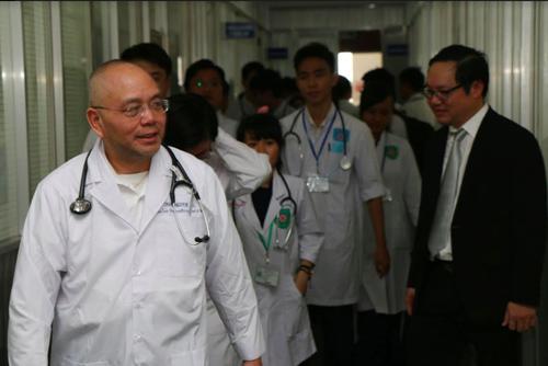 GS.Thạch Nguyễn- người mở đường Y học tim mạch can thiệp VN