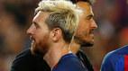 """Enrique """"bật"""" khỏi Barca: Vì đấng Messi muốn thế!"""
