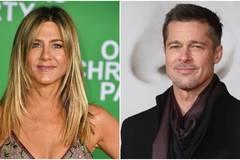 Sau 10 năm li dị, Brad Pitt đã nói chuyện lại với Jennifer Aniston
