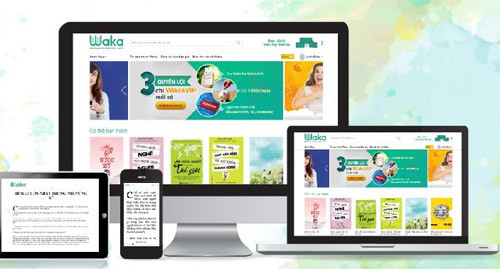 Thư viện sách điện tử Việt lần đầu ra mắt sách nói