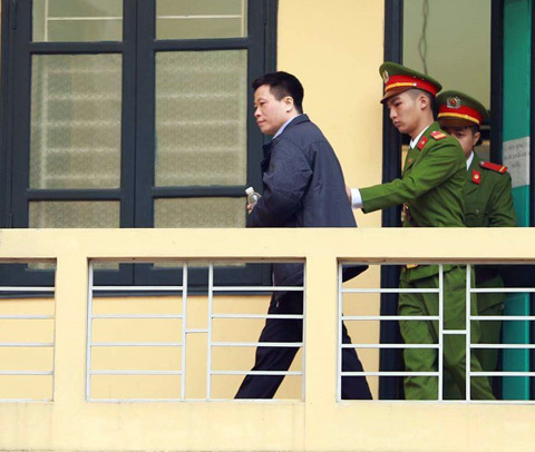 Hà Văn Thắm nhận mình lừa cấp dưới khiến họ dính án
