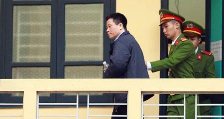 Hà Văn Thắm nhận mình lừa cấp dưới khiến họ dính án – VietNamNet