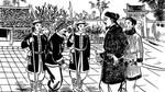 Vị vua nào có vợ là người châu Âu?
