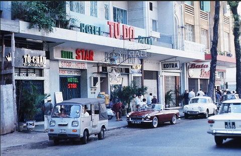 Đại Cathay, Sài Gòn, 1975
