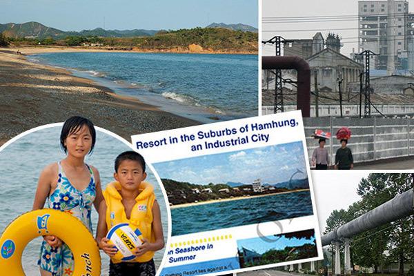 Sự thật về 'thiên đường nghỉ dưỡng' ở Triều Tiên