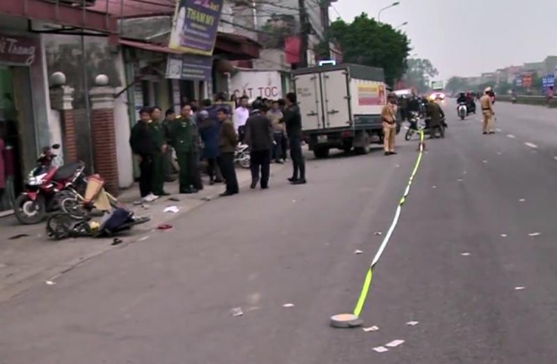 Tai nạn giao thông, TNGT, xe tải, Hưng Yên