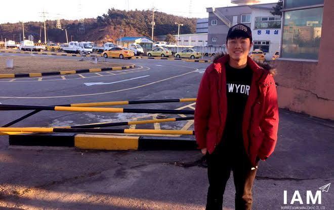 Vượt ải xuất sắc, Xuân Trường có xế hộp vi vu Hàn Quốc