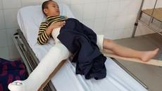 Vụ tai nạn Nam Trung Yên: Học sinh bị thương tật 32%