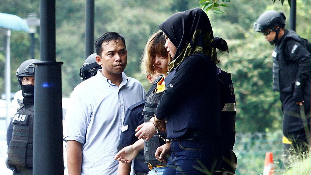 Việt Nam đang tìm luật sư cho Đoàn Thị Hương