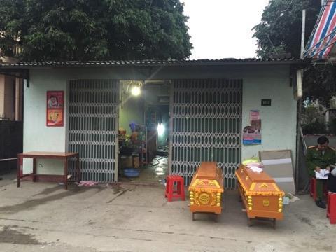 Hai bố con chết cháy trong căn nhà khóa trái