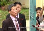 """Triều Tiên họp báo về cái chết của """"Kim Chol"""""""