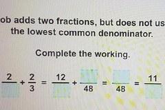 """Bài toán khiến cả nhà học sinh lớp 7 """"vò đầu bứt tai"""""""