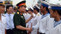 Tổng thống Nga tặng huân chương cho Thượng tướng Trương Quang Khánh