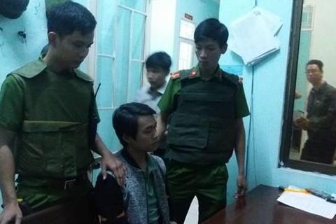 Cướp ngân hàng ở Đà Nẵng: Nghi can từng điều trị tâm thần