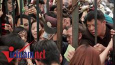 Người dân la ó, đòi lại tiền vé ở lễ hội hoa hồng Bulgaria