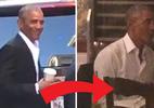 Nghi vấn Obama dùng người đóng thế