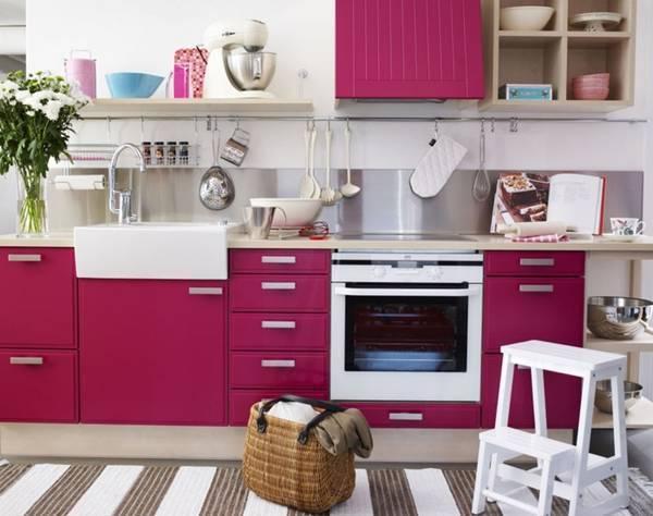 phòng bếp, thiết kế nhà, màu sắc cho nhà bếp