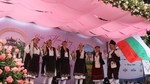 Bí thư Hà Nội tham gia điệu nhảy truyền thống Bulgaria