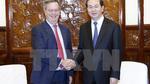 Chủ tịch nước mời nhà vua và hoàng gia Tây Ban Nha thăm VN