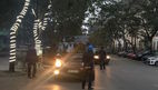 Xe  limousine trá hình chạy dù công khai ở Hà Nội