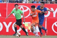 SHB Đà Nẵng khiến Than Quảng Ninh ôm hận ra về