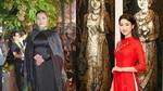 Hoa hậu Mỹ Linh diện áo dài đọ sắc 'đại gia' Lý Nhã Kỳ