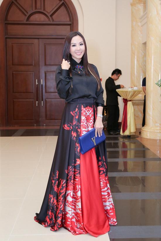 Hoa hậu Thu Hoài, Thu Hoài