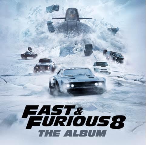 'Fast 8' tung MV nhạc phim với những cảnh quay siêu chất