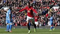Video bàn thắng MU 1-1 Bournemouth