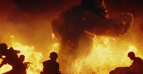 Giới phê bình quốc tế tranh cãi về 'Kong: Skull Island'