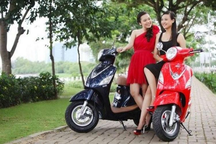 Loạt xe ga dưới 45 triệu đủ dùng cho phụ nữ Việt
