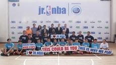 5.000 VĐV trẻ dự ngày hội Jr.NBA