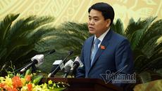 Chủ tịch HN kể chuyện dẹp vỉa hè khi làm Giám đốc Công an