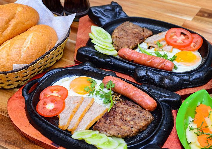 Nghèo, Hà Nội, Văn hoá, ăn sáng, bữa sáng