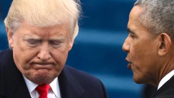 Donald Trump, Quốc hội, điều tra, Obama, lạm quyền, Tổng thống Trump