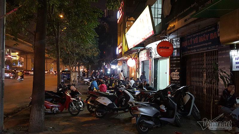 Chủ tịch Hà Nội, Nguyễn Đức Chung, Bia hơi vỉa hè, Tham nhũng vặt, Lấn chiếm vỉa hè