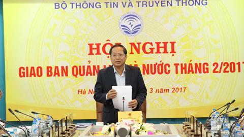 Bộ trưởng TT&TT, Trương Minh Tuấn, xử phạt, báo chí, tin sai sự thật