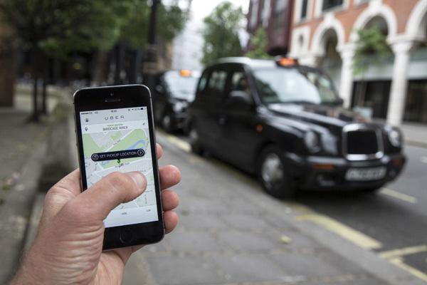 Tin tặc phát hiện lỗi bảo mật hệ thống Uber, có thể gọi xe miễn phí