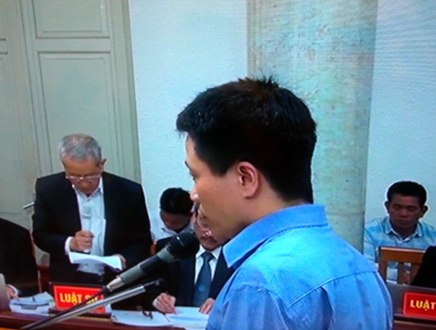 Hà Văn Thắm, Đại án Oceanbank, Ngân hàng đại dương, đại án, Phạm Công Danh