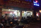 Trung úy công an bị chém thương tích tại quán ăn ở Sài Gòn
