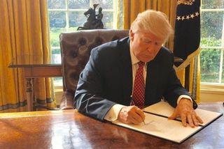 Ông Trump ban hành lệnh cấm nhập cảnh mới