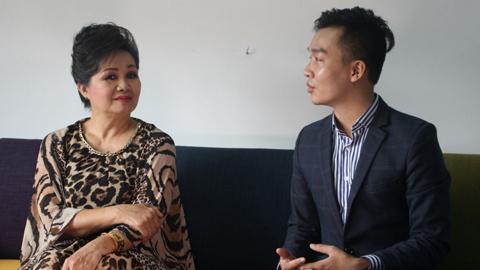 Trò chuyện cùng VietNamNet - Nghệ sĩ Xuân Hương - Phần 5