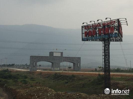 Hàng loạt dự án triệu đô 'chết yểu' tại Khu kinh tế Vũng Áng
