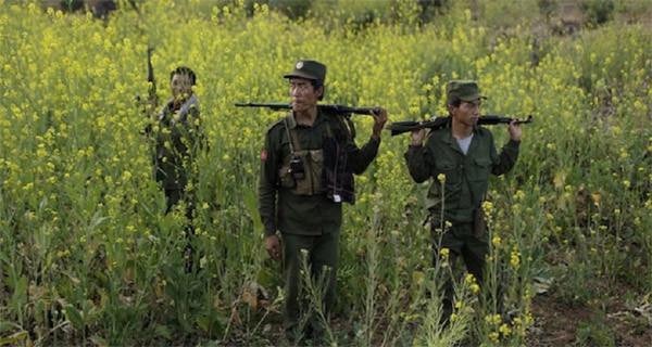 Myanmar, đọ pháo, giao tranh, bạo lực
