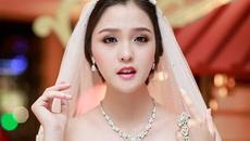 Nhan sắc ngọt ngào của Á hậu bí ẩn nhất Vbiz lấy chồng ở tuổi 23