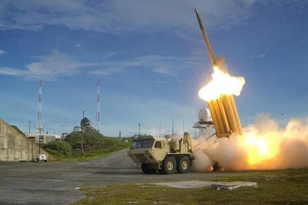 Hệ thống tiêu diệt  tên lửa Triều Tiên đã đến Hàn Quốc
