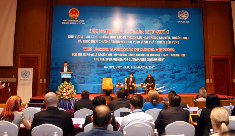 Liên Hợp Quốc, Hội nghị cấp cao Liên Hợp Quốc