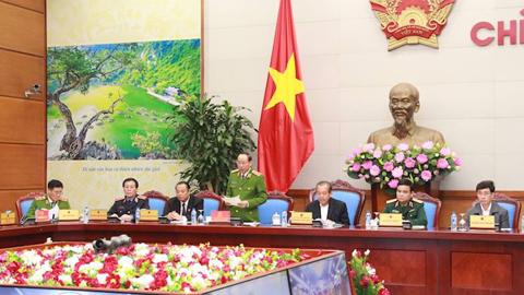 Phó Thủ tướng Thường trực, Trương Hoà Bình, hải quan, tham nhũng