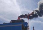 Hỏa hoạn ở nhà máy nhiệt điện Vĩnh Tân 4