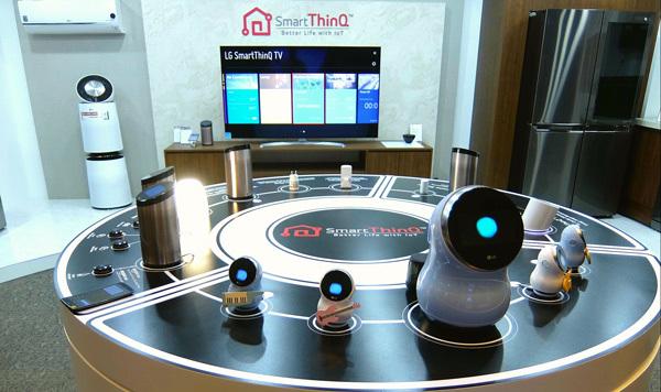LG công bố loạt sản phẩm IoT 'đột phá' thị trường smarthome